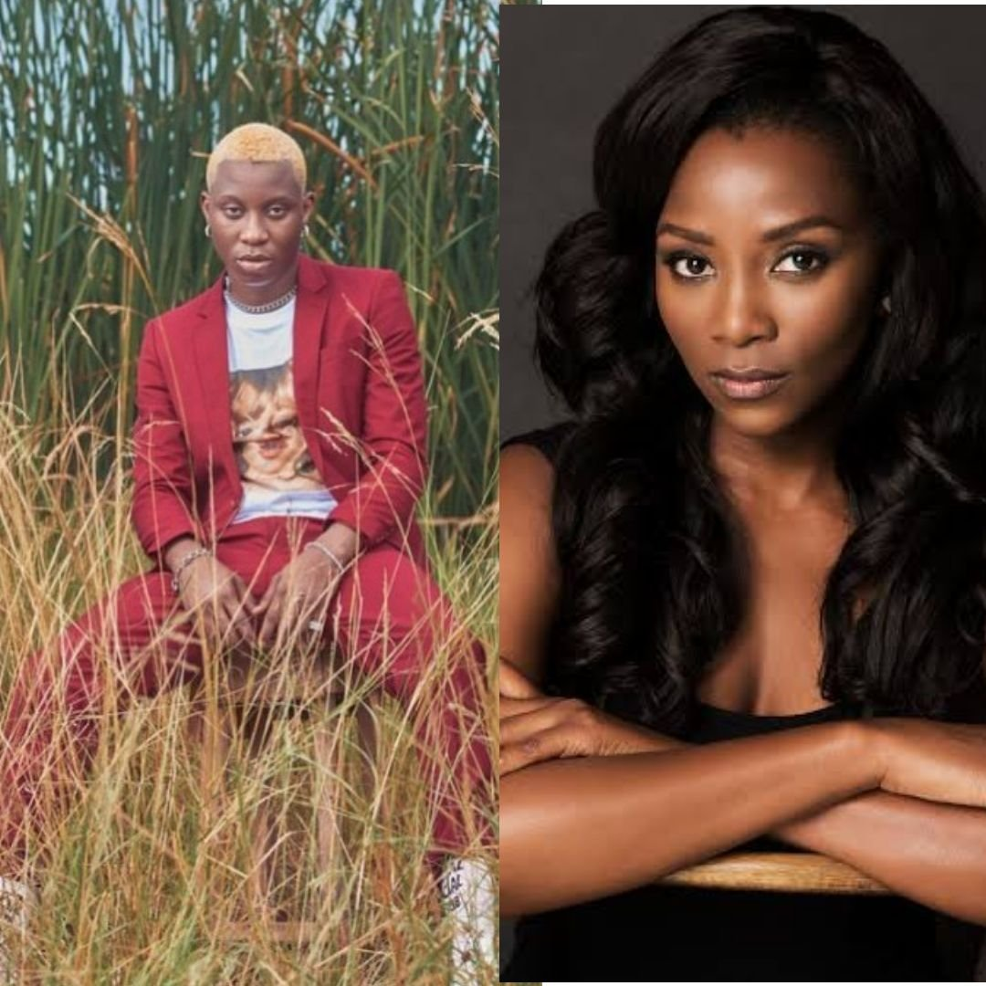 Genevieve Nnaji finally approves going on a date with singer Soft
