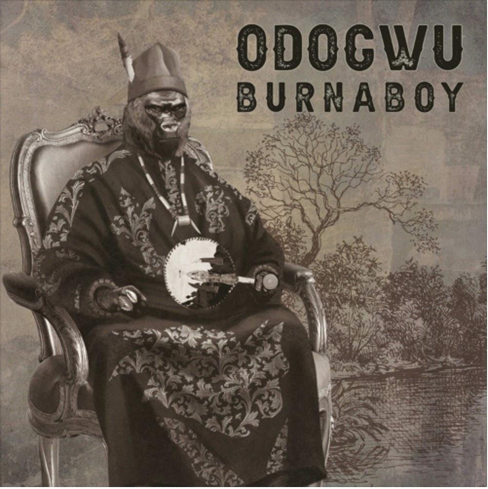"""Burna Boy - """"Odogwu"""""""