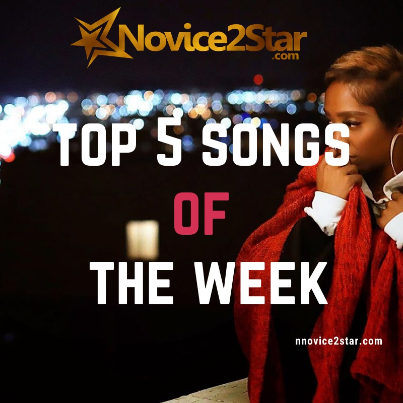 Top 5 Nigerian Songs Of The Week