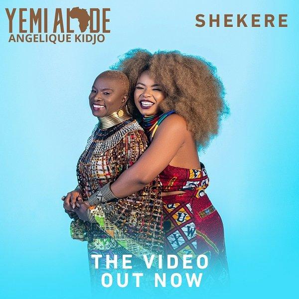 "Yemi Alade – ""Shekere"" feat. Angelique Kidjo (Official Video)"
