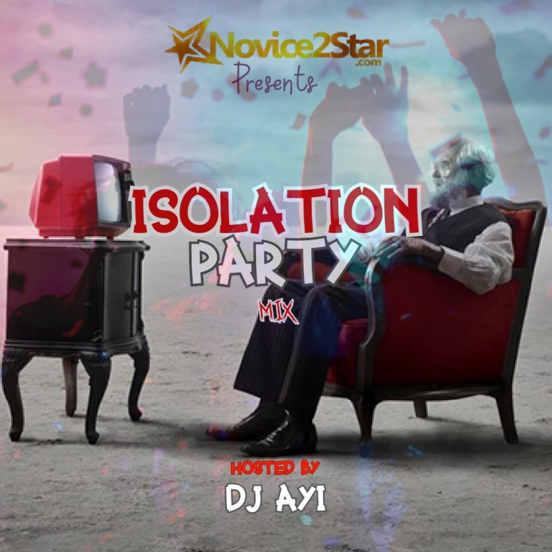 Isolation Party Mix