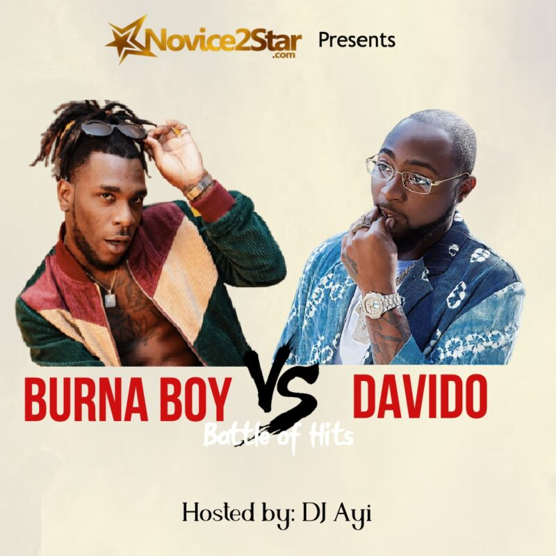 "Davido vs Burna Boy"" (Battle of Hits Mix)"