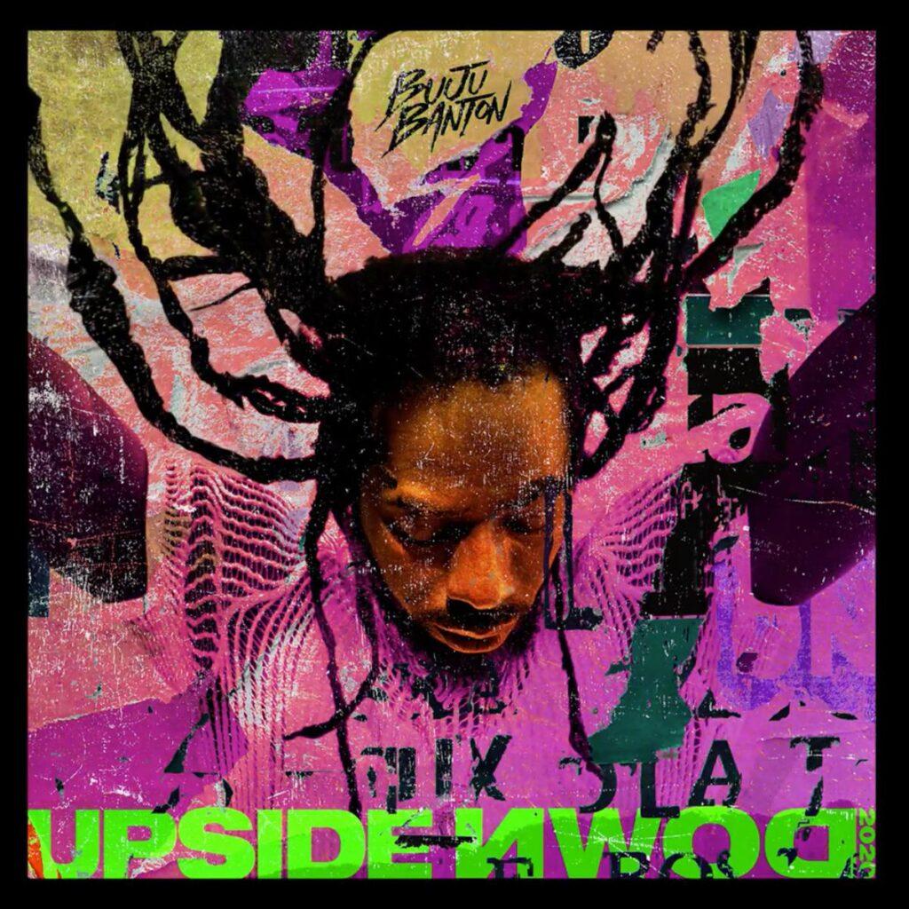 Buju Banton Upside down album 2020