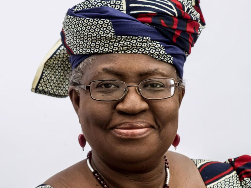 Dr Ngozi Okonjo-Iweala DISQUALIFIED