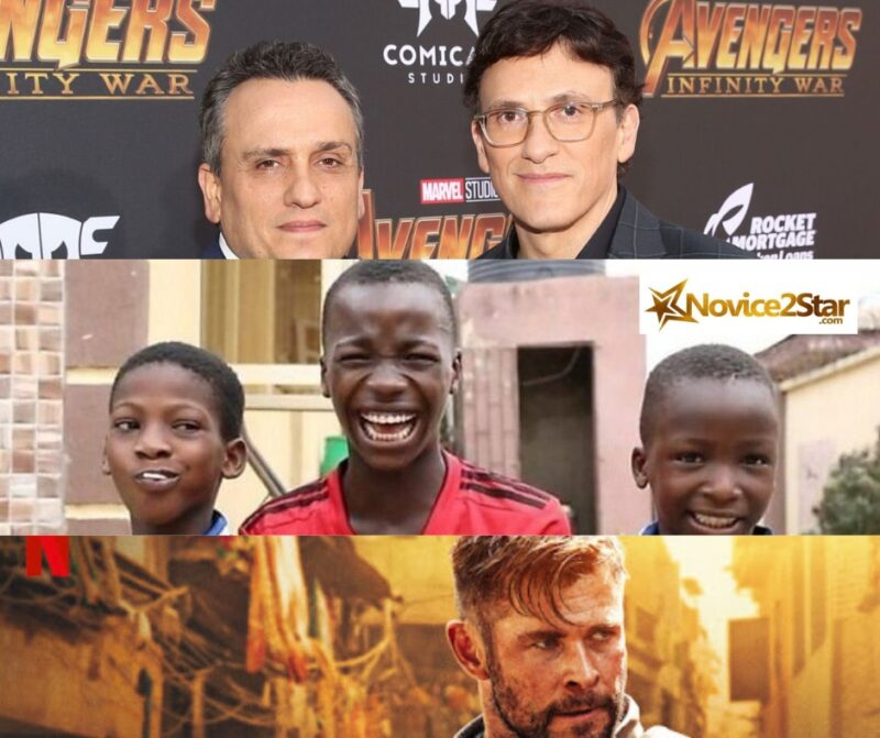 Russo Brothers To Feature Ikorodu Bois In extraction Movie Premiere