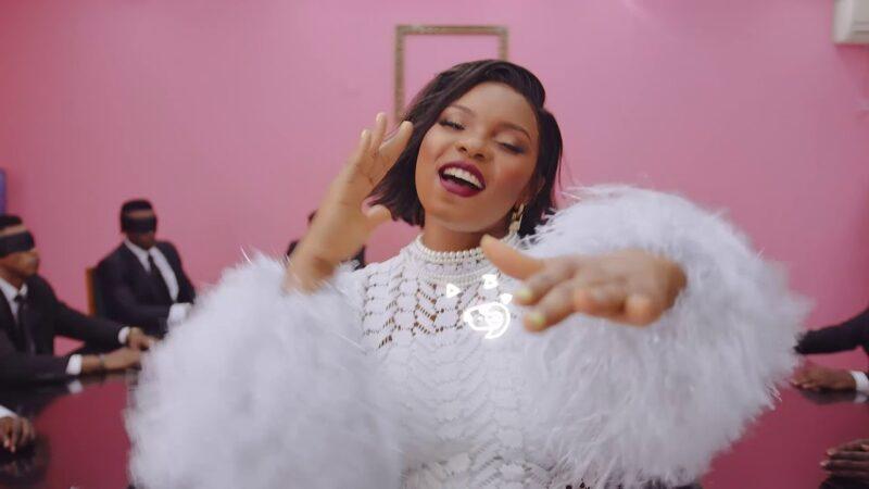 Yemi Alade Boyz video