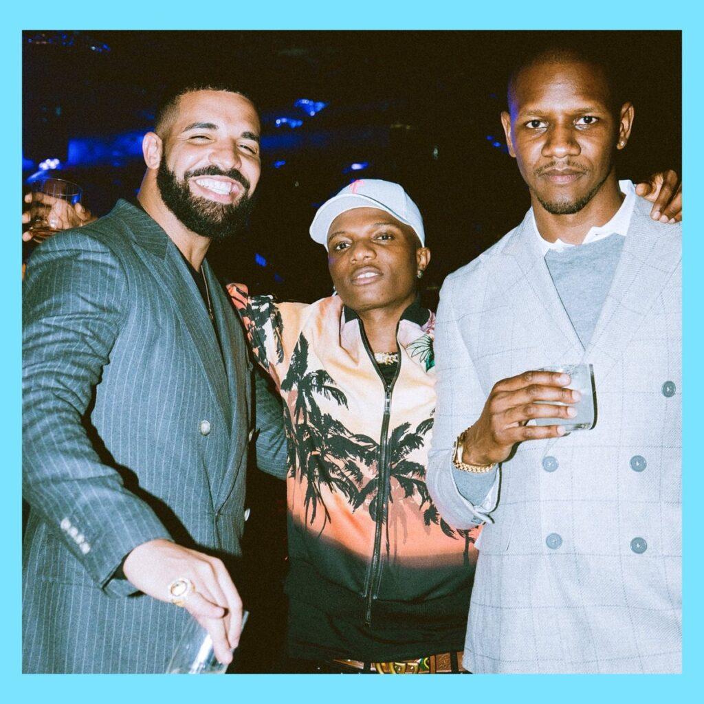 Wizkid and Drake