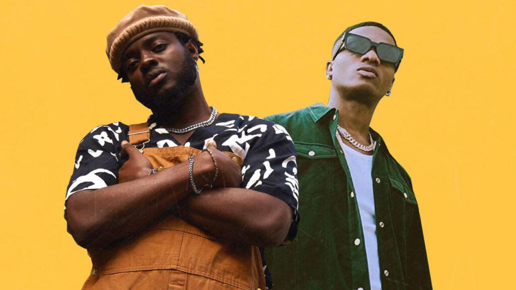 'Long live Machala, Lion of Africa' - Yung L rain praises on Wizkid