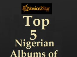 Top Five Nigerian Albums Of 2020. Which is Your Favourite?