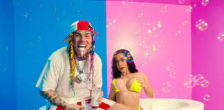 6ix9ine YAYA video