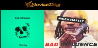 Omah Lays 'Bad Influence' vs Naira Marley's 'Bad Influence'. Which Is A Better Jam?