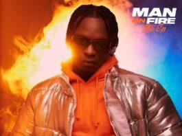 "Idahams ""Man on Fire"" EP"