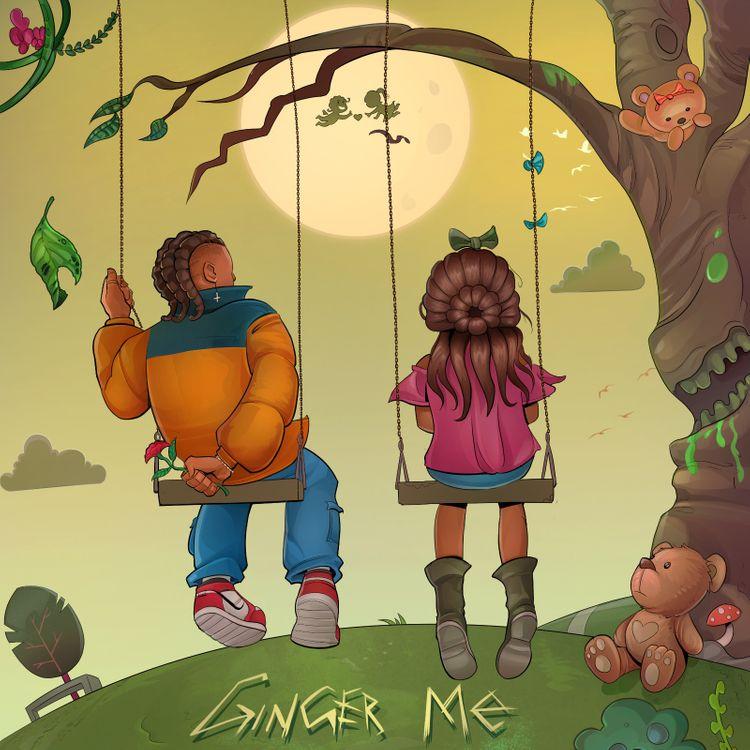 Rema Ginger Me Instrumental