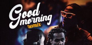 Stonebwoy Good Morning (Remix) Feat. Sarkodie & Kelvyn Colt