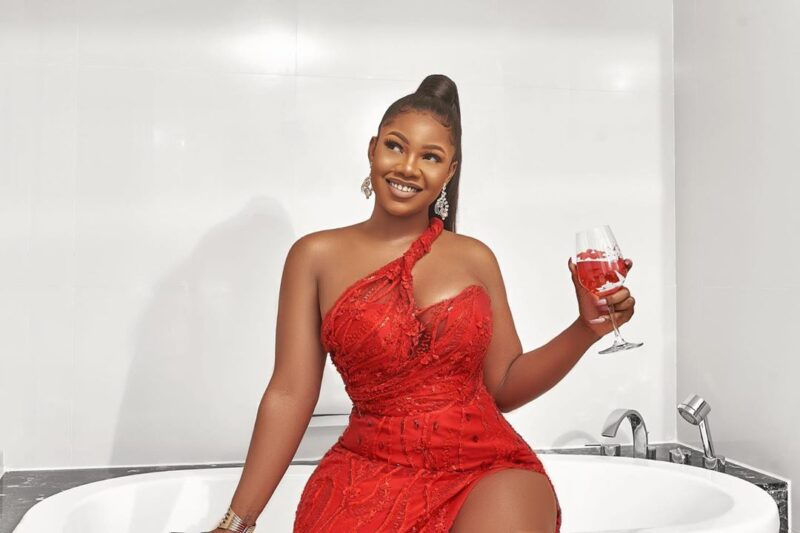 """""""If You Want To Copy Me, Give Credits To Me"""" - Ex Big Brother Naija Housemate, Tacha, Throws Shade (VIDEO)"""