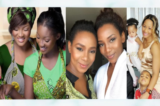 Four Nigerian Female Celebrities Who Got Pregnant Outside Wedlock