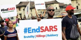 Nigerians Resume The Fight Against Police Brutality With The #EndSARS Hashtag on Twitter