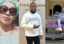 Kemi Hushpuppi and woodberry