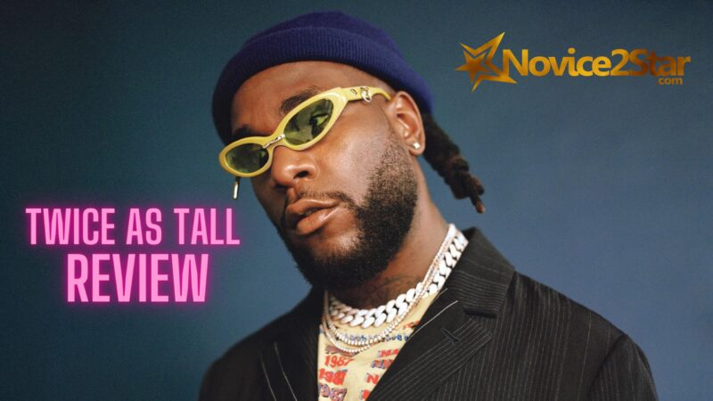 Burna Boy Twice As Tall Album Review