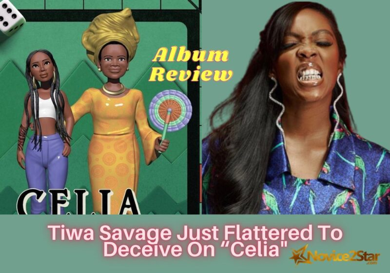 Tiwa Savage Celia Album Review