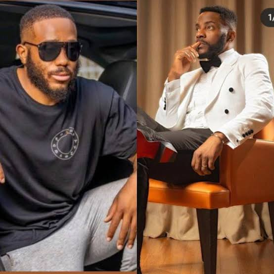 Twitter User Reveals That Ebuka And Kiddwaya Are Friends. See Their Photo Together