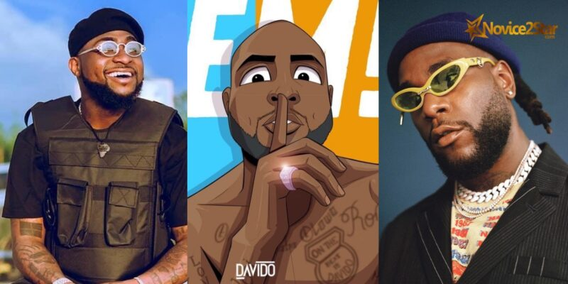 Let Us Settle This Right Now: Davido's Fem Or Burna Boy's Way Too Big (CHOOSE WISELY)
