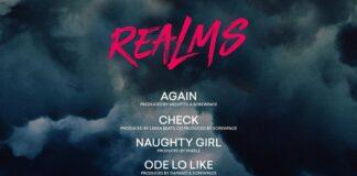Wande Coal Realms EP tracklist