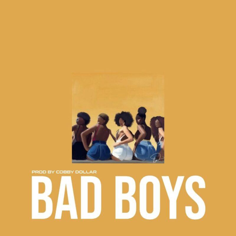 Afrobeat Instrumental (Wizkid X Burna Boy Type) by Cobby Dollar