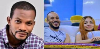Nollywood Actor, Uche Maduagwu, Accuses Ozo And Nengi Of Having A 40 Second S*x In The Bathroom