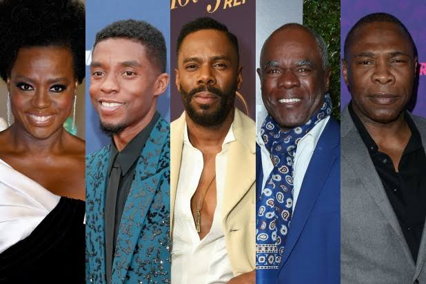 Chadwick Boseman: Ma Rainey's Black Bottom