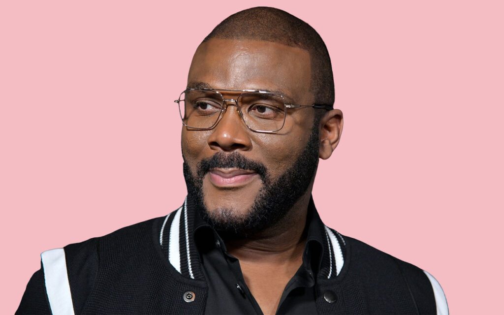 Tyler Perry Becomes The First Billionaire Actor