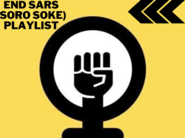 End Sars playlist