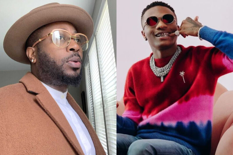 #MadeInLagos: Instagram Celebrity, Tunde Ednut, Throws Shade At Wizkid's Album
