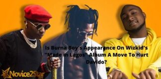 "Is Burna Boy's Appearance On Wizkid's ""Made in Lagos"" Album A Move To Hurt Davido?"