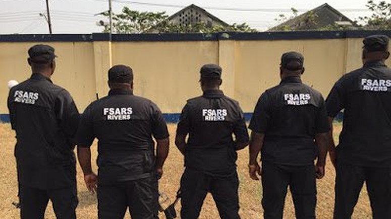 SARS officials