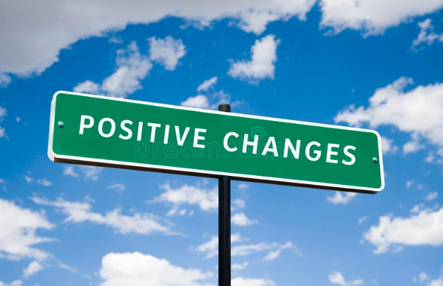 Make positive changes in your life