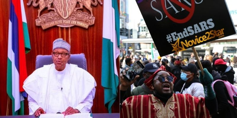 After The President's Speech Last Night, Do You Think It Is Still Advisable To Continue The #EndSARS Protest? (Your Opinion)