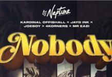 "DJ Neptune DJ Neptune - ""Nobody (Canada Remix)"" Feat. 4Korners, Kardinal Offishall, Jayd Ink, Joeboy & Mr Eazi [Audio]"