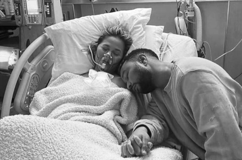 John Legend and Wife, Chrissy Teigen Loses Their Third Baby After Pregnancy Complications