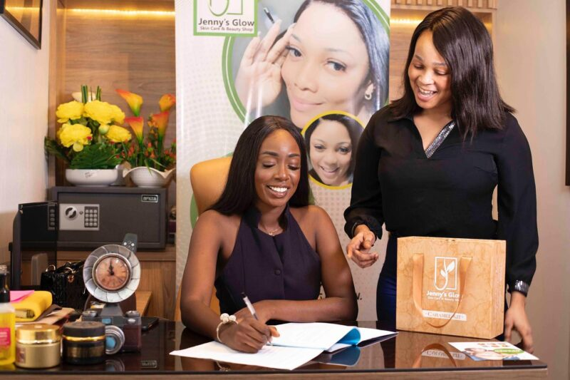BBNaija Housemate, Tolanibaj, Gets First Endorsement Deal With Beauty Firm