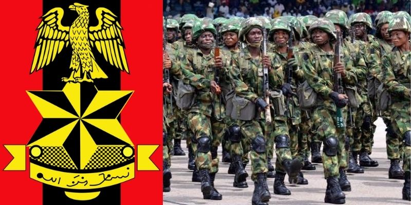 """#EndSARS: Nigerian Army Debunks Rumour That """"Operation Crocodile Smile"""" Is Aimed At Protesters"""