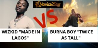 "Wizkid ""Made In Lagos"" Album VS Burna Boy ""Twice As Tall"" Album (Choose Wisely)"