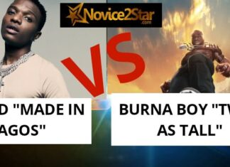 "Wizkid ""Made In Lagos"" Album VS Burna Boy ""Twice As Tall"" Album (Choose Wisely)"