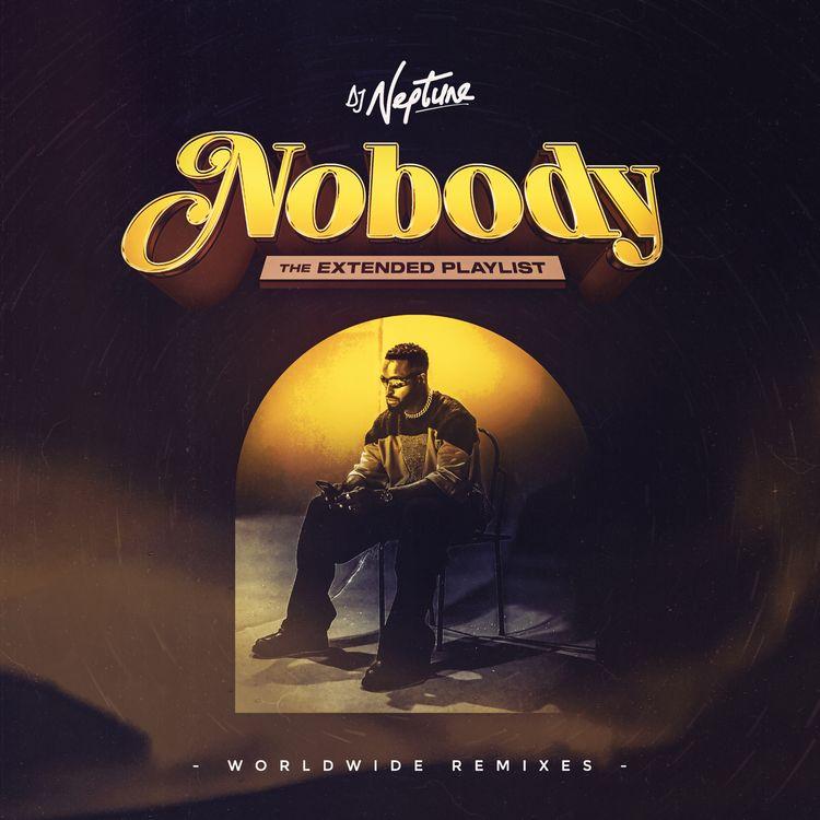 DJ Neptune Nobody remixes album