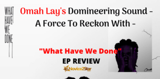 """""""What Have We Done"""" EP REVIEW: Omah Lay's Domineering Sound - A Force To Reckon With -"""