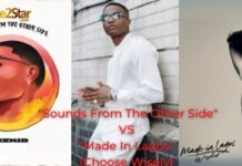 "Wizkid's ""Sounds From The Other Side"" VS ""Made In Lagos"" (Choose Wisely)"