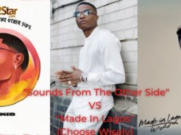 """Wizkid's """"Sounds From The Other Side"""" VS """"Made In Lagos"""" (Choose Wisely)"""