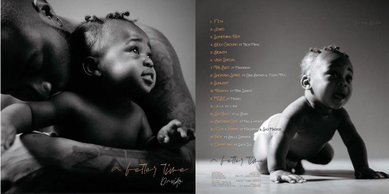 Davido A better Time Album review
