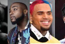 "Davido - ""Shopping Spree"" Feat. Chris Brown & Young Thug [Audio]"