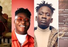 Reekado Banks people dey feat. Mr Eazi